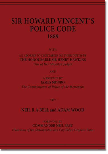 Sir Howard Vincent's Police Code 1889